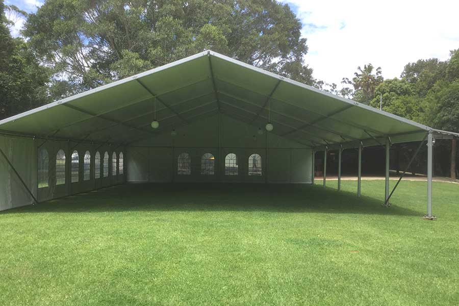 Marquees in Forster